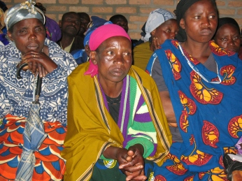 Rwandese vrouwen 2
